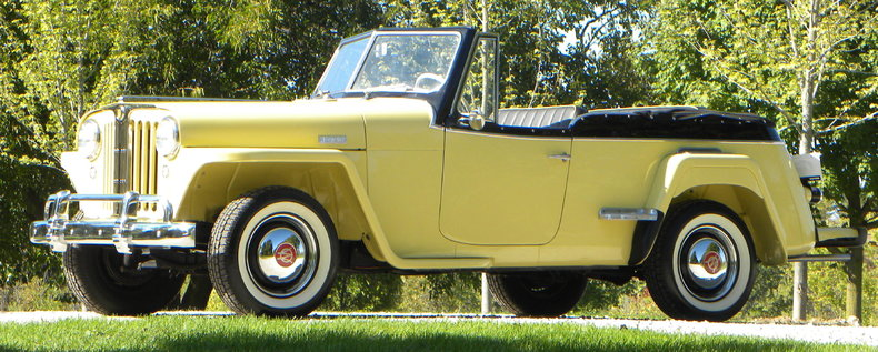 1949 Willys VJ2 Image 25