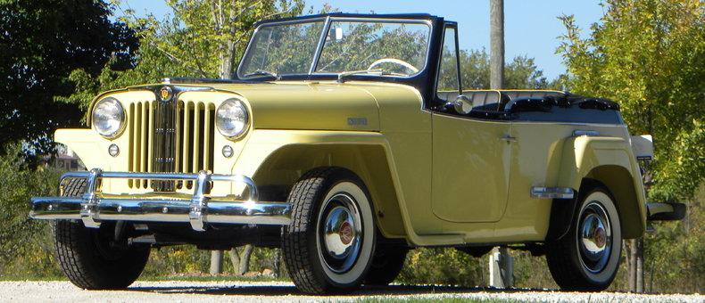 1949 Willys VJ2 Image 26