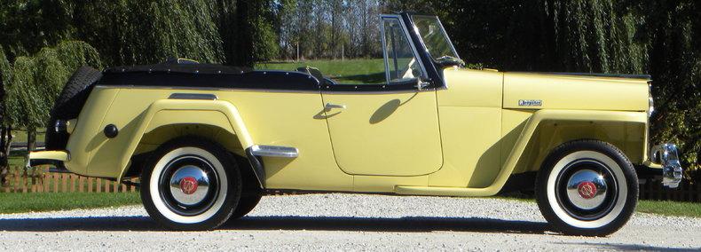 1949 Willys VJ2 Image 29