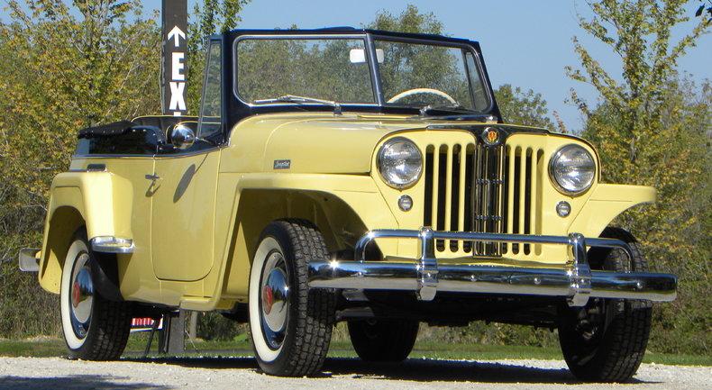 1949 Willys VJ2 Image 28