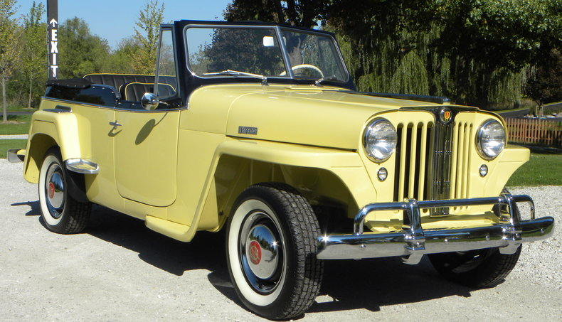 1949 Willys VJ2 Image 31