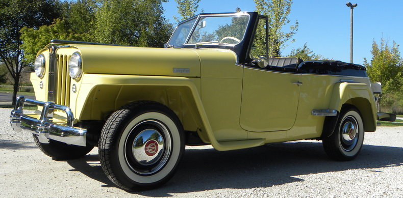 1949 Willys VJ2 Image 36