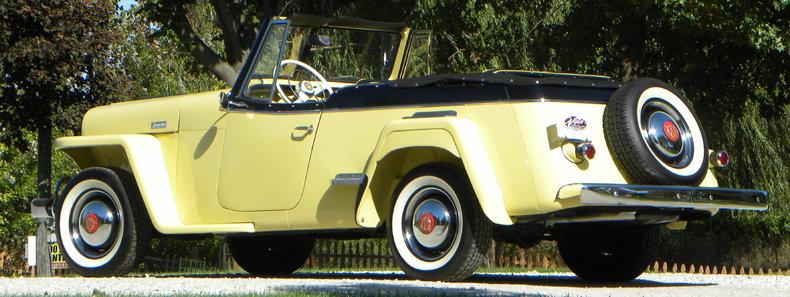 1949 Willys VJ2 Image 42