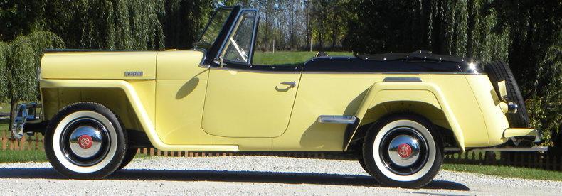1949 Willys VJ2 Image 43