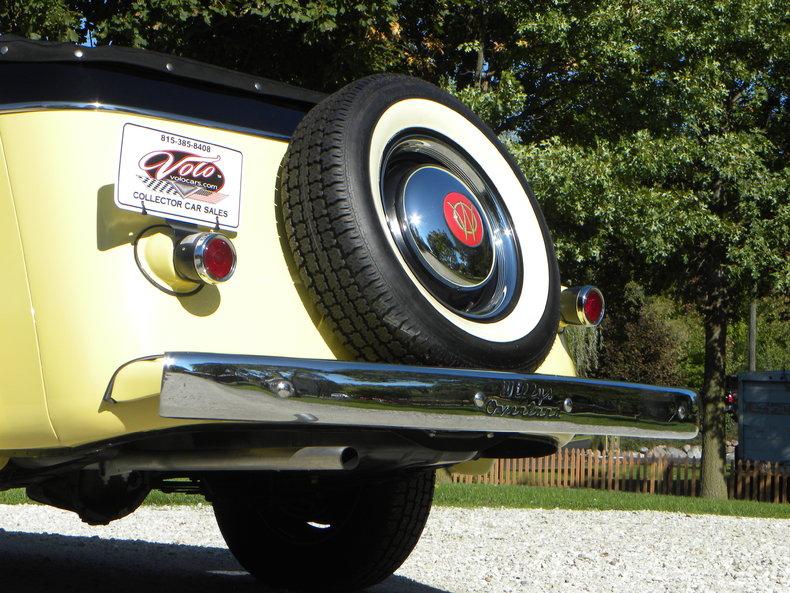 1949 Willys VJ2 Image 47