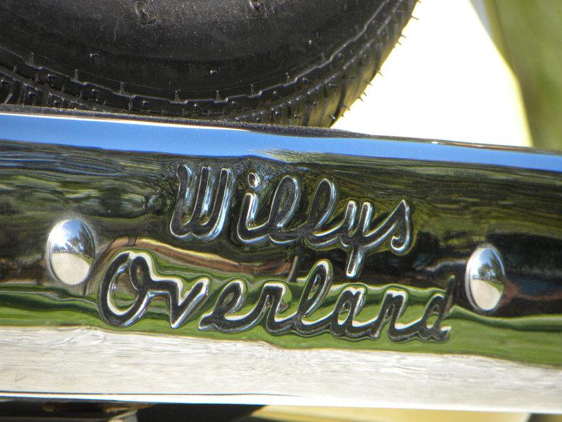 1949 Willys VJ2 Image 49