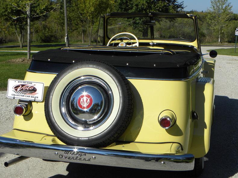 1949 Willys VJ2 Image 53