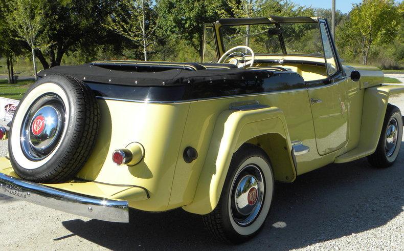 1949 Willys VJ2 Image 54