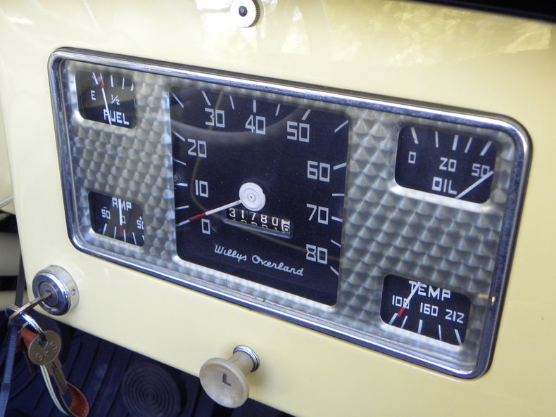 1949 Willys VJ2 Image 73