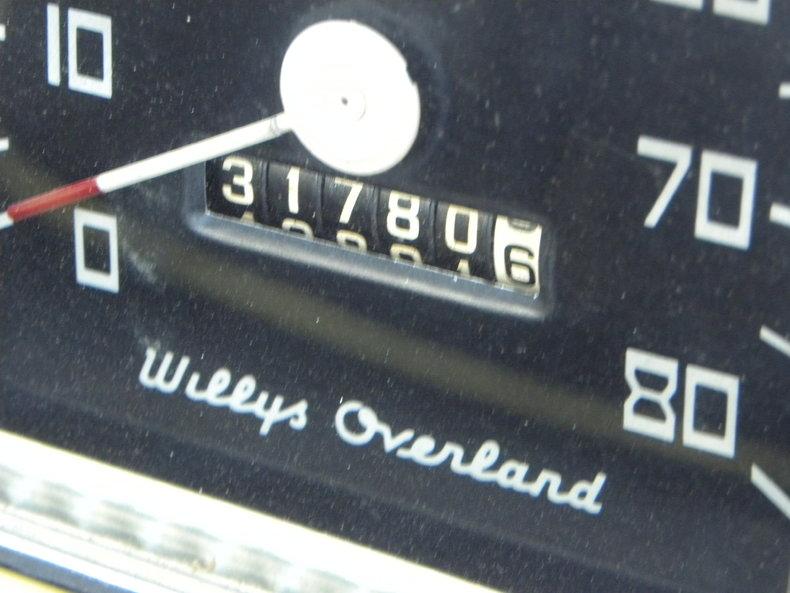 1949 Willys VJ2 Image 74