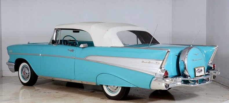 1957 Chevrolet Bel Air Image 33
