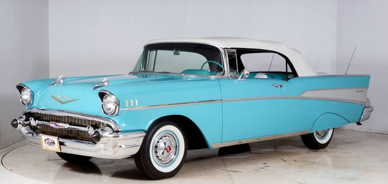 1957 Chevrolet Bel Air Image 49