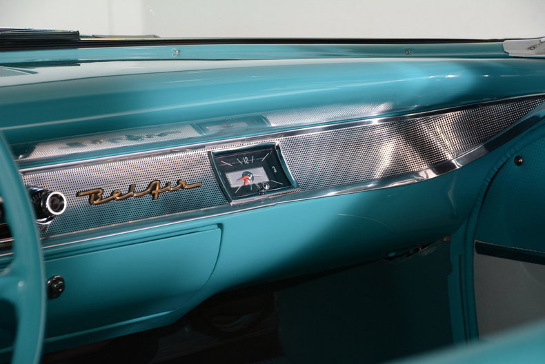1957 Chevrolet Bel Air Image 56