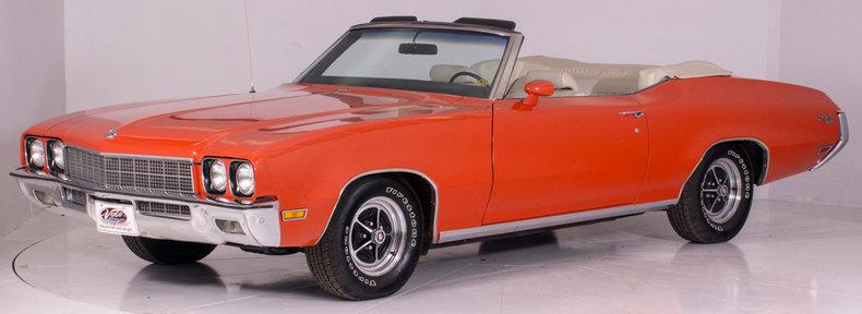 1972 Buick Skylark 20