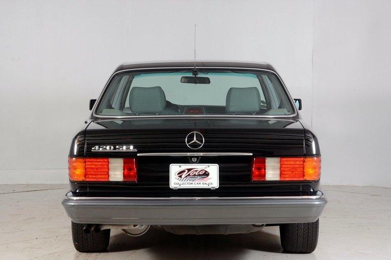 1989 mercedes benz 420 sel for Mercedes benz s 420