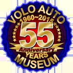 Volo Auto Museum 55 Years Anniversary