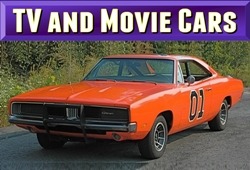 tv and movie cars