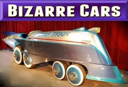 bizarre and weird cars