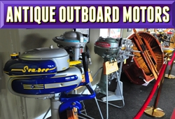 antique outboard boat motors