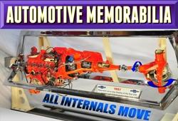 auto memorabilia