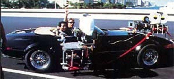 The Miami Vice Ferraris American Crime Fighting Italians