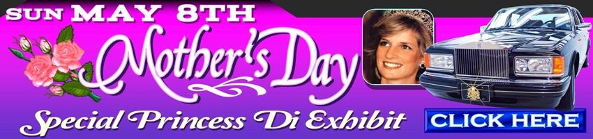 mothers day princess diana