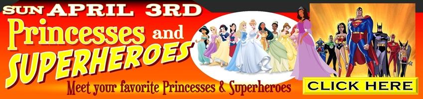 princesses and superheroes volo