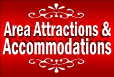 Local attractions and accommodations