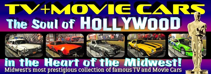 TV and Movie Car Exhibit