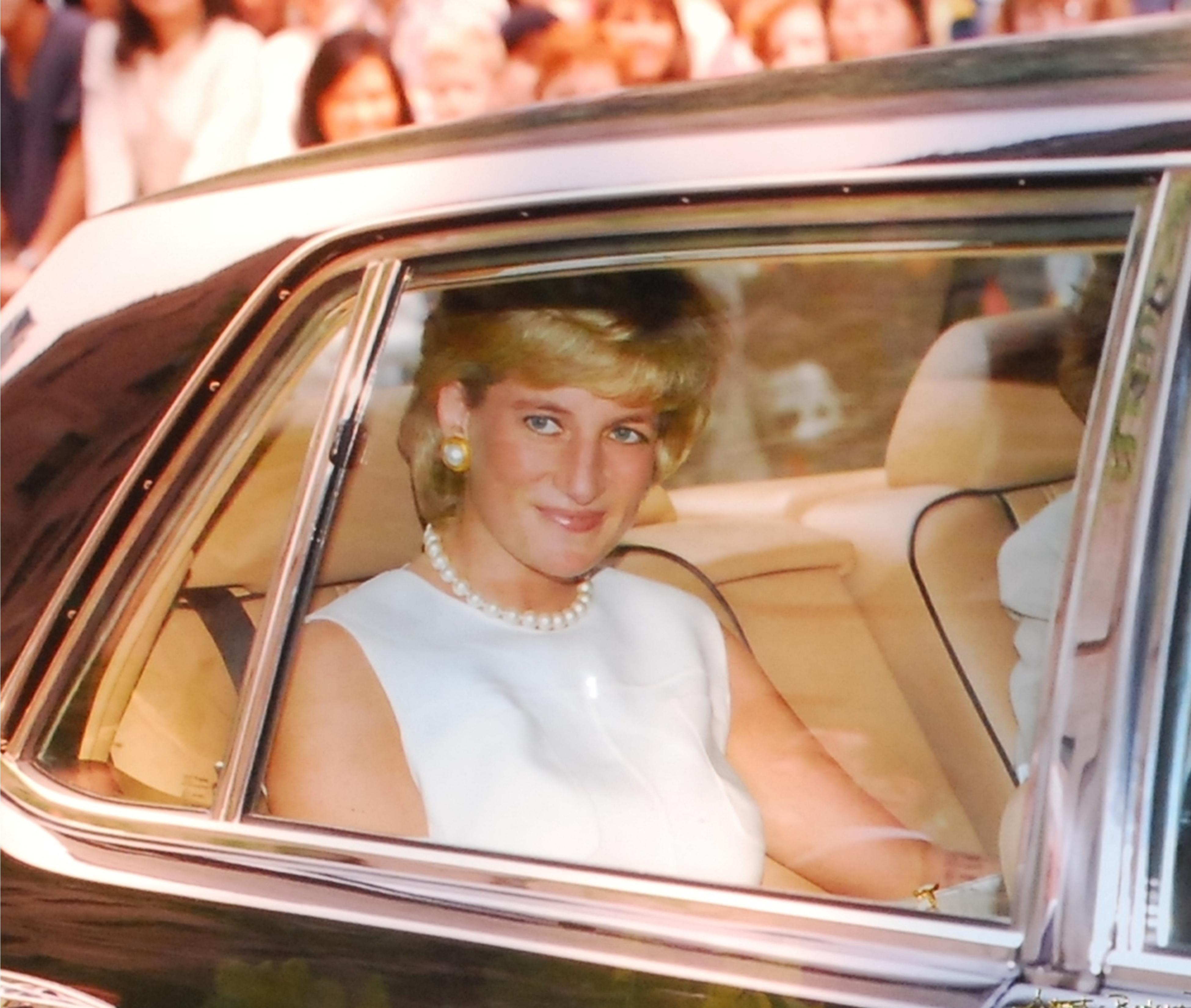Diana in Rolls