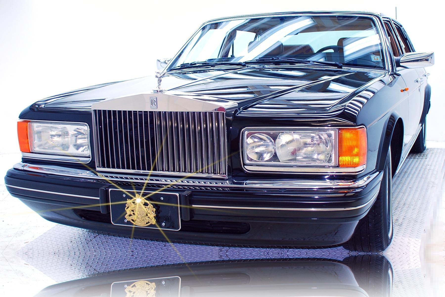1996 Rolls Royce