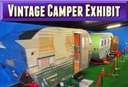 Vintage Camper Exhibit