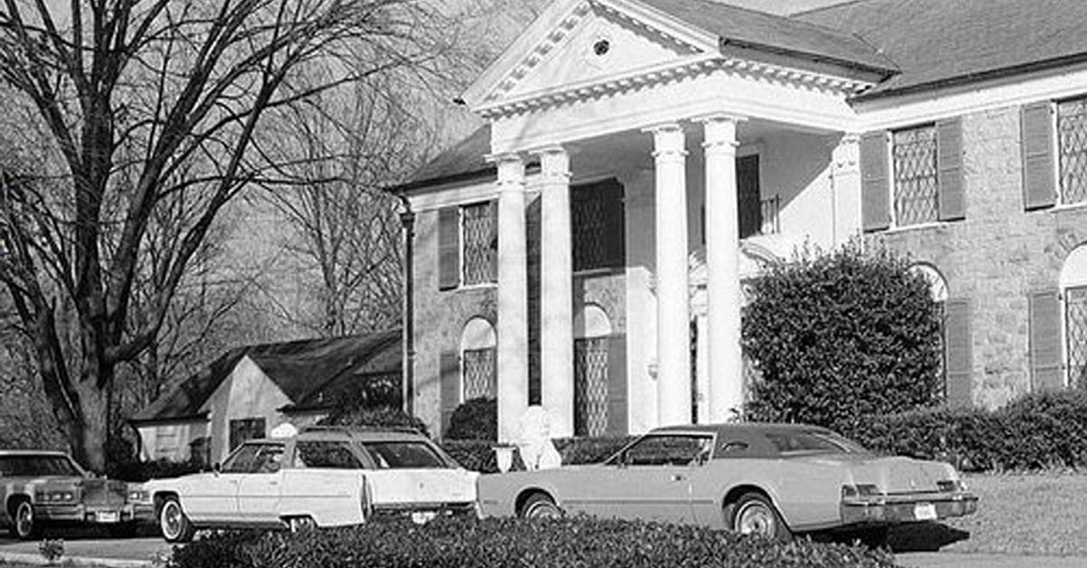 Elvis Cadillac Graceland