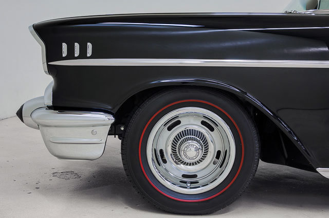 1957 1957 Chevrolet Bel Air Sport Coupe For Sale