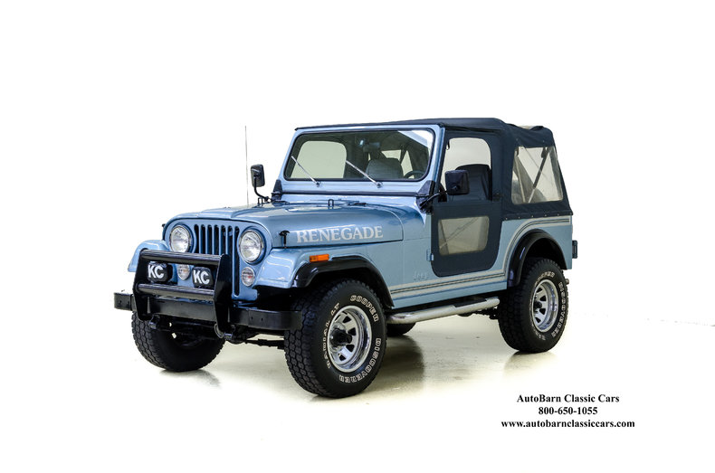 1984 Jeep Cj7 Renegade For Sale Gallery Diagram Writing