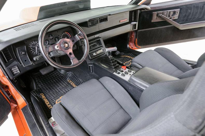 1986 1986 Chevrolet Camaro Z28 Prostreet For Sale
