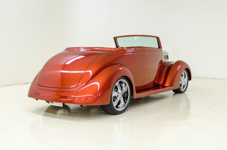 1937 1937 Ford Streetrod For Sale