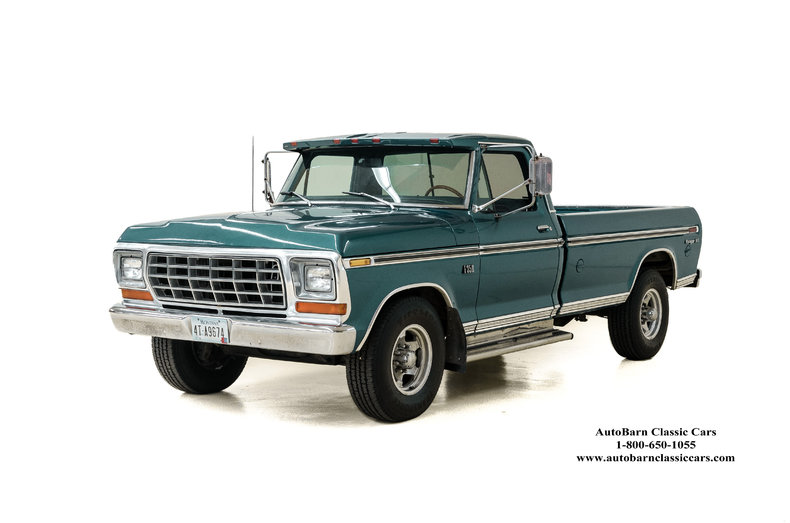 1974 Ford F350