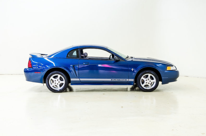 2000 ford mustang lx my classic garage. Black Bedroom Furniture Sets. Home Design Ideas