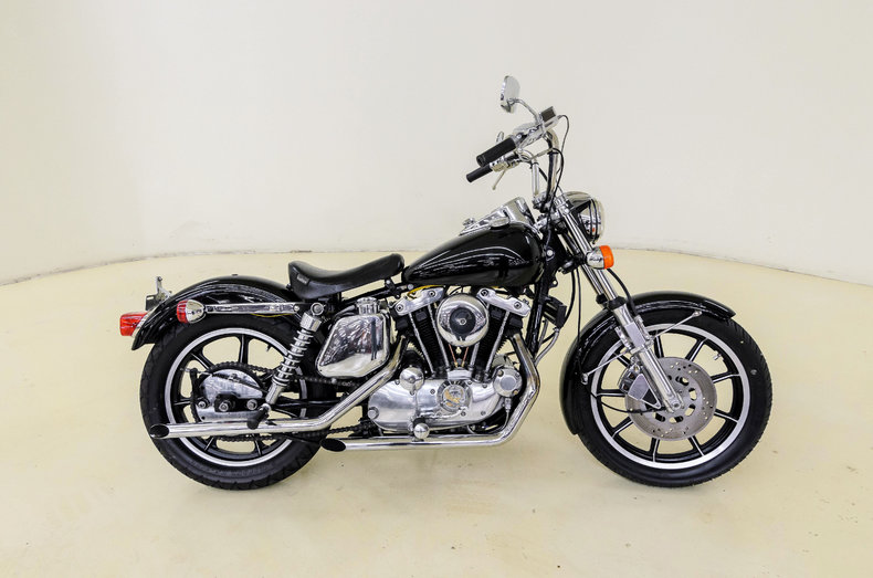 1977 Harley Davidson Sportster Auto Barn Classic Cars Pictures