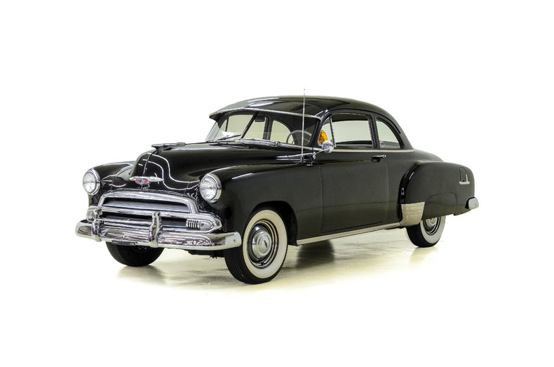 1951 Chevrolet Coupe