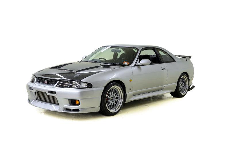 1995 Nissan Skyline Gtr Vspec BCN33