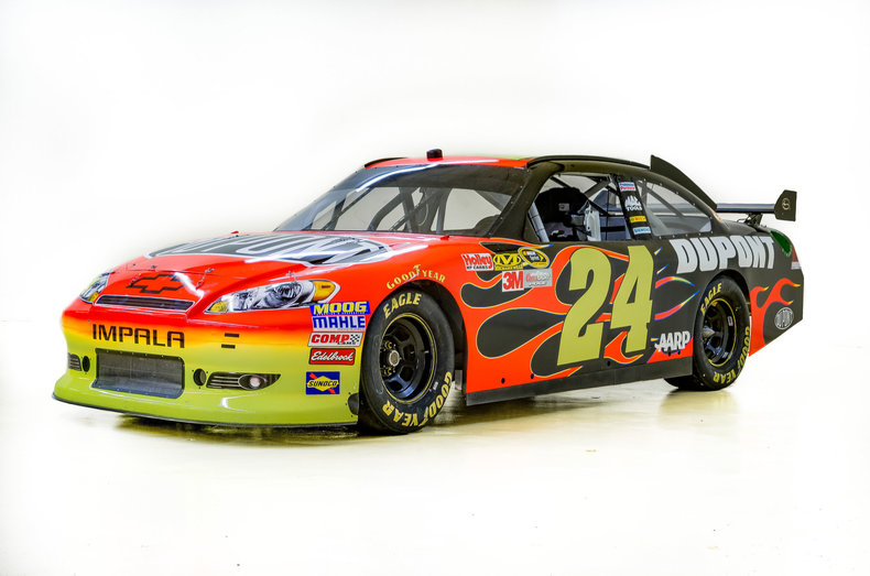 2011 Chevrolet #24 Jeff Gordon Race Car