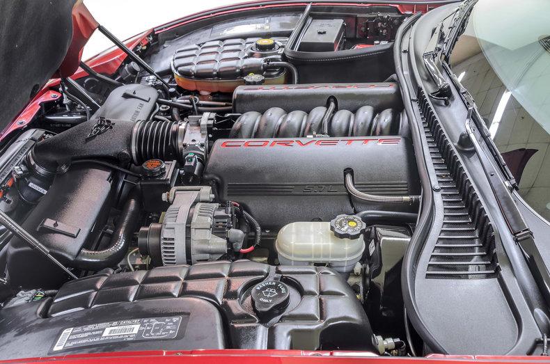 2001 2001 Chevrolet Corvette For Sale