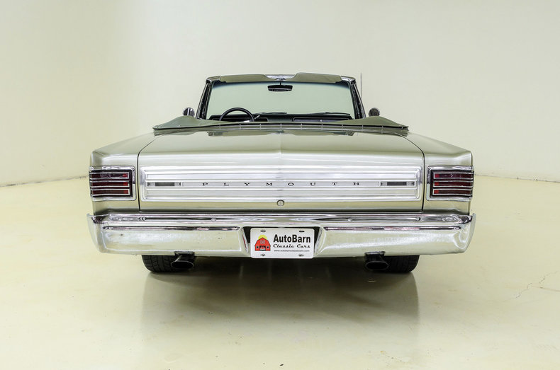 1966 Plymouth Belvedere Ii For Sale 74471 Mcg