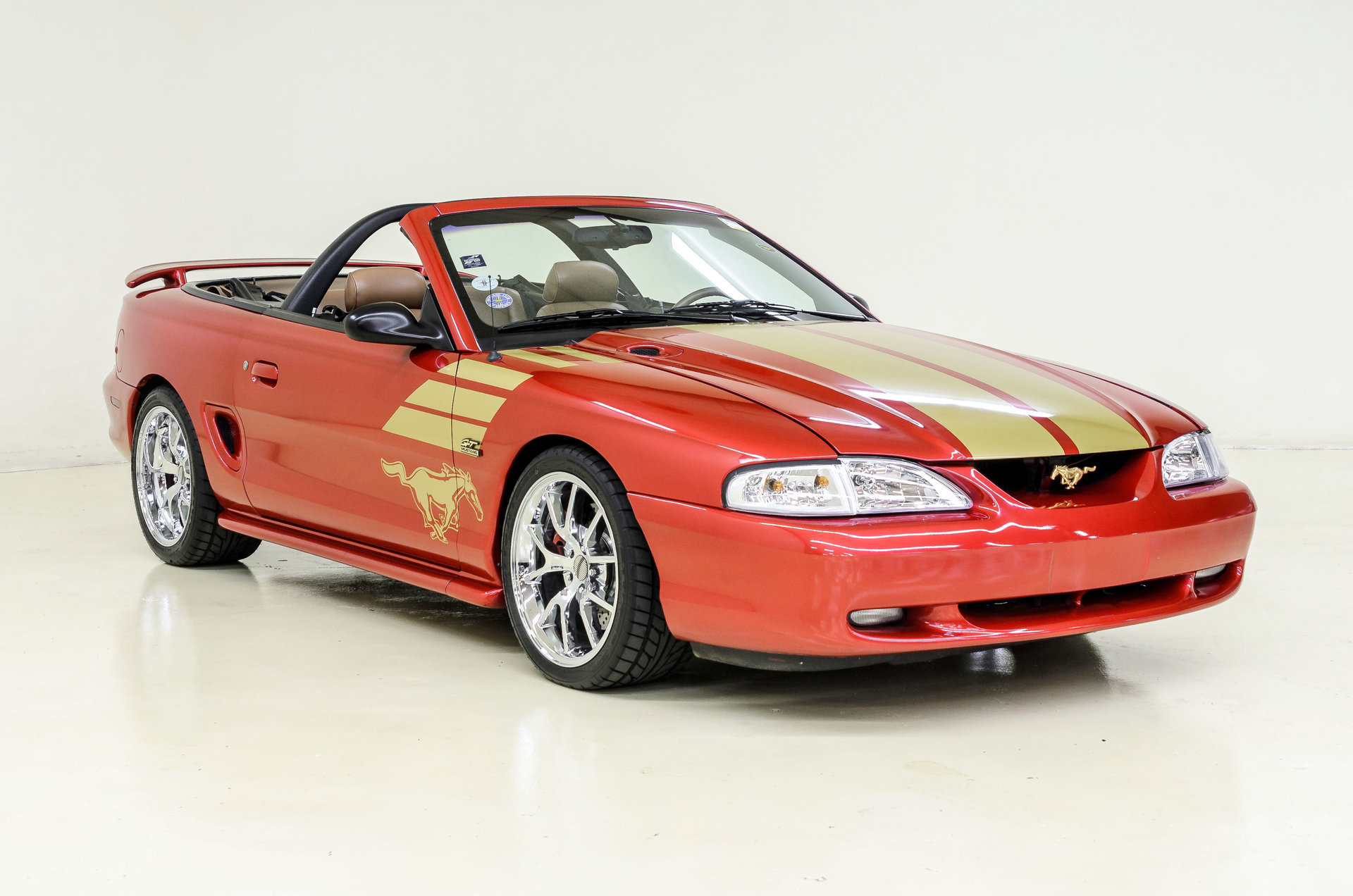1994 Ford Mustang GT Gold Edition for sale #75222   MCG