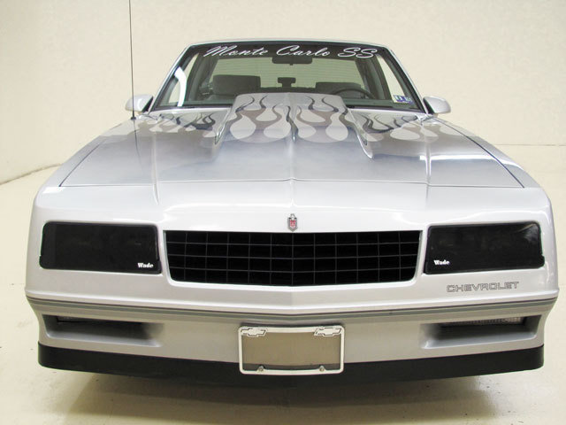 1987 1987 Chevrolet Monte Carlo SS For Sale