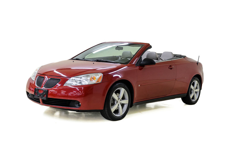 2007 pontiac g6 gt hardtop convertible auto barn classic cars. Black Bedroom Furniture Sets. Home Design Ideas