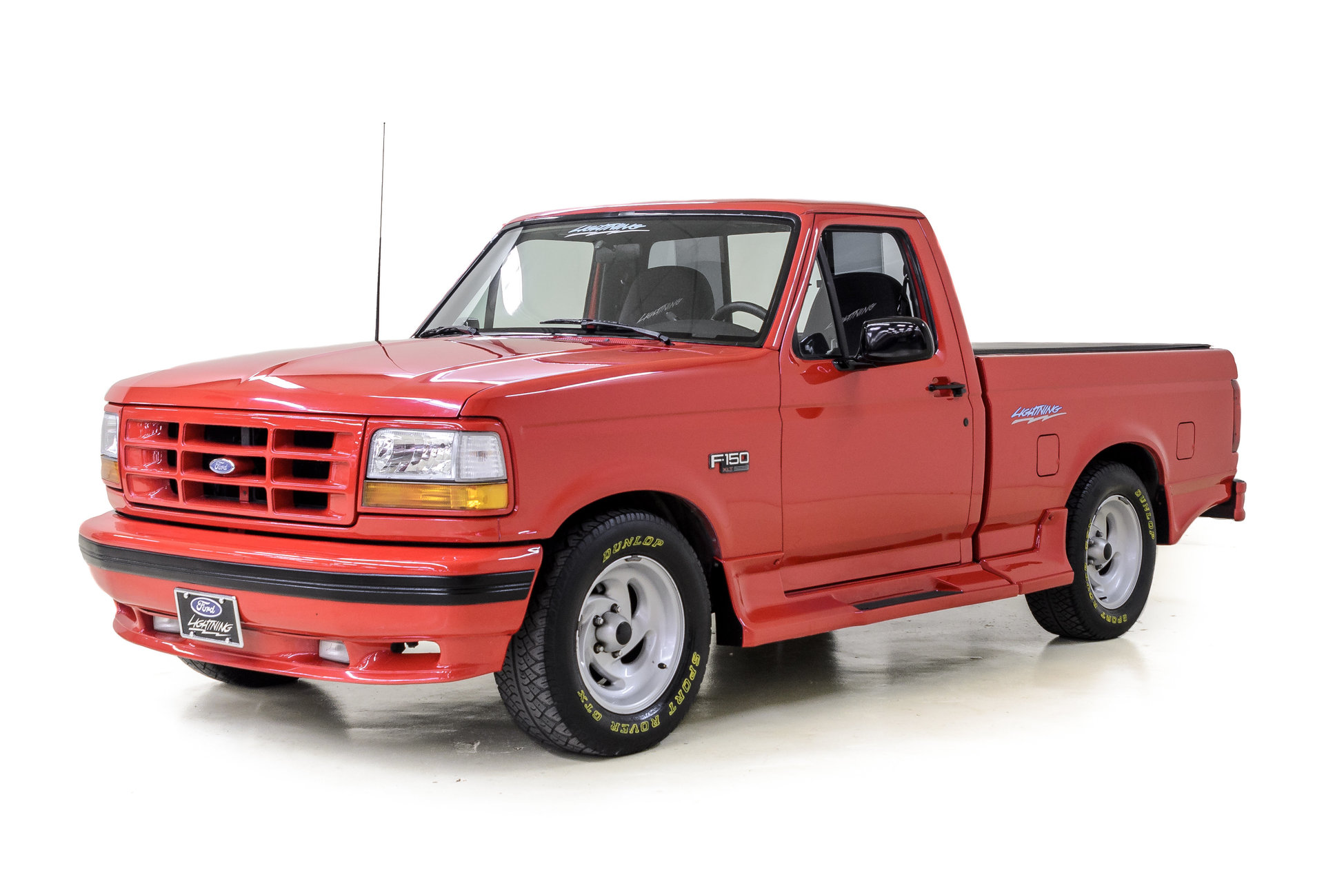 1993 ford f150 xlt lightning for sale 86715 mcg. Black Bedroom Furniture Sets. Home Design Ideas