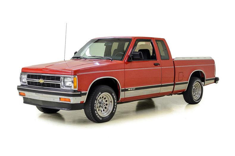 1991 Chevrolet S10